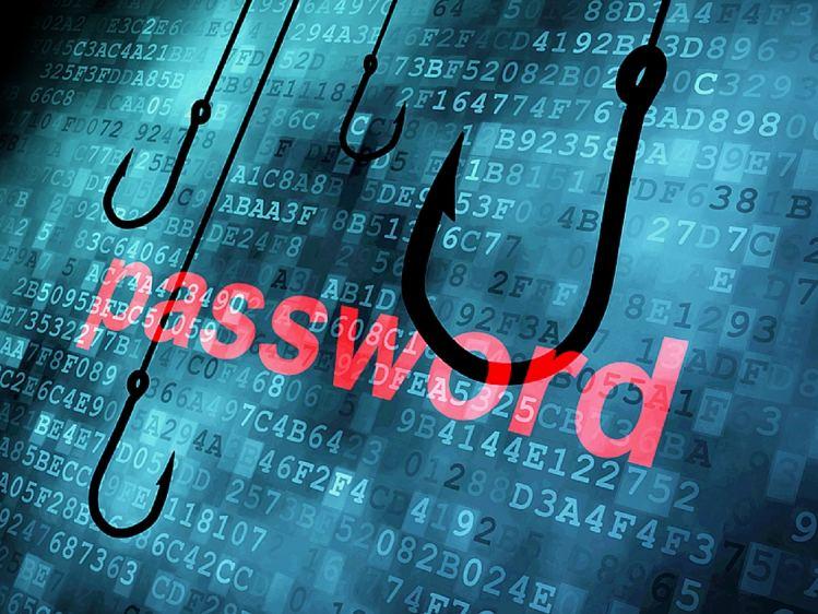 Identity theft phishing
