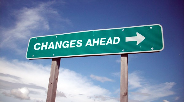 Changes-ahead sign_right arrow