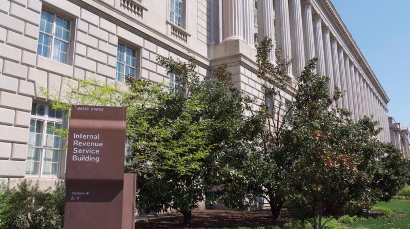 IRS HQ WDC by Davide Boeke via Flickr CC_cropped
