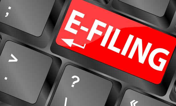 Efiling-computer-keyboard