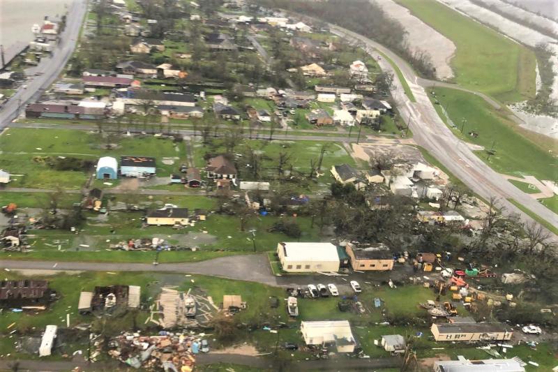 Ida damage in Galliano LA area_083021_US Coast Guard imag_G-G0108-1006M