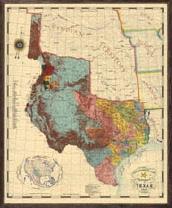 Republictexas1845_map