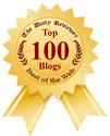 Top taxes blogs award